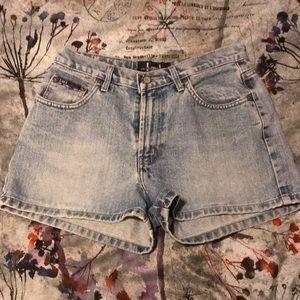 🆕 LEI Faded jean shorts size 7